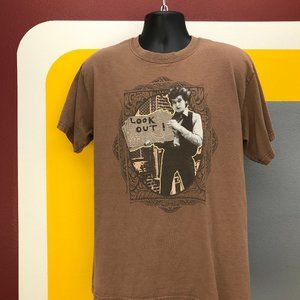 "Bob Dylan ""Look Out!"" official merchandise tee"